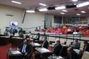12 ª sessão ordinária traz oito propostas em pauta