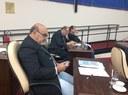 Vereadores analisam oito propostas durante 30ª sessão ordinária