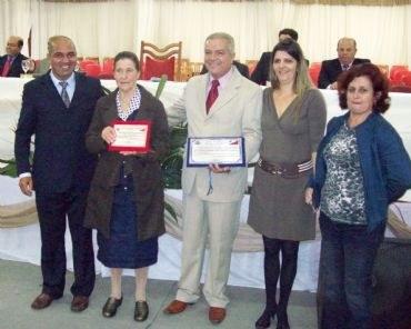 Ministério de Madureira recebe homenagem da Câmara